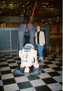 Darth,R2, and Mary