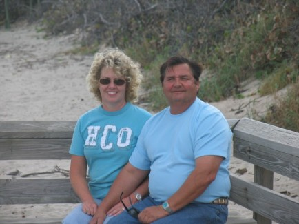 Mike and Sharon vaca